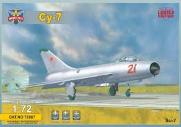 Sukhoi Su-7 Soviet fighter