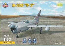 I-320 R-3 All-weather interceptor prototype