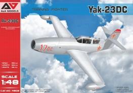 Yak-23 DC training fighter